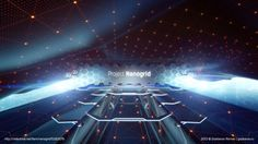 Nanogrid on Behance