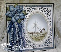 Light Blue Shepherd Card