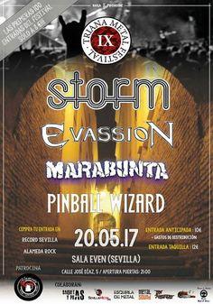TRIANA METAL FESTIVAL - 20 DE MAYO EN SALA EVEN