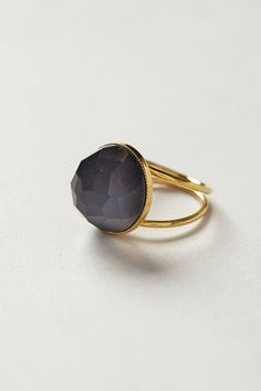 Levantades Ring - anthropologie.com; night sky