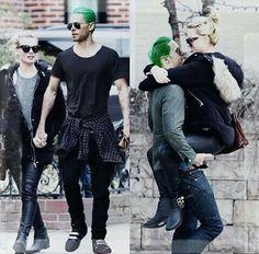 Mad love Joker & Harley Quinn <3