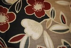Image result for red upholstery fabric