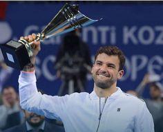 Grigor Dimitrov Beat David Goffin to Claim Garanti Koza Sofia Open - Tennis For All