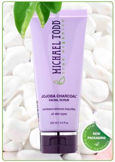 Michael Todd True Organics Jojoba Charcoal Scrub :  Finally a product worth its price tag.  This is amazing stuff.
