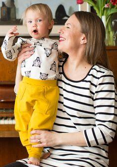 Korjaus toukokuun 2015 lasten housujen kaavaan   Kodin Kuvalehti