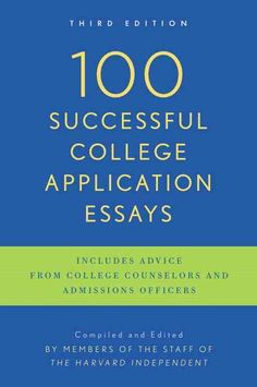 College application essay, College application and Colleges on ...
