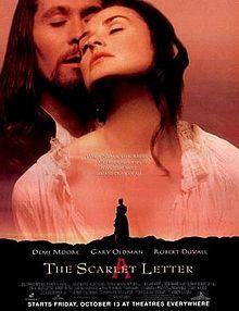 The Scarlett Letter (1995)