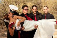 Marine weddings