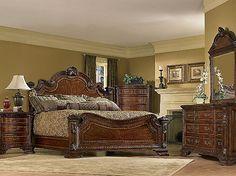 1000 Images About Bedroom Furniture On Pinterest King Bedroom
