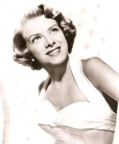 Rosemary Clooney...  Each Christmas I love you more and more.