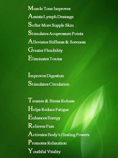 Massage is therapy repinned by www.facebook.com/wholebodytherapeutics