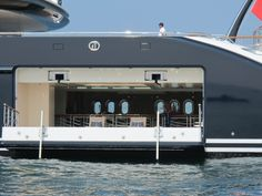 """serene yacht at sea 