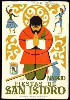 Las cien cosas que es Madrid (X) Anexo: San Isidro 1969...