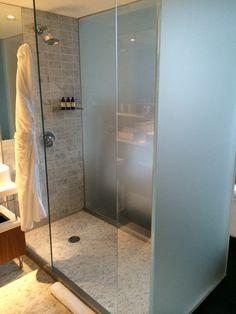 Shower w/ walls