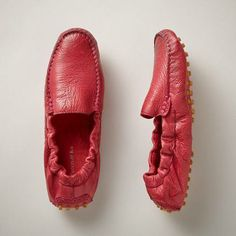 COOL, COLORFUL DRIVING MOCS - say what? Which are your favorite driving shoes? mocs?
