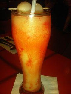 Alice Blush (Ripe Mango, Orange & Soda)