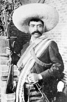 """Emiliano Zapata: Article by """"EDSITEMENT"""" about the life of Zapata. Very informative and easy to use in the classroom to show the role of Emiliano Zapata in the Mexican Revolution. Mexican Heroes, Mexican Art, Mexican Style, Mexican American, American War, American History, Latin American Studies, Pancho Villa, St Etienne"""