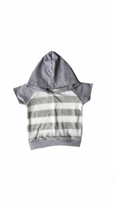 Gray and white stripes, Light weight, t shirt short sleeve sweatshirt, hoodie, babies/toddlers/children, baby girl, baby boy, gender neutral by Allsnazziedup on Etsy https://www.etsy.com/listing/235559120/gray-and-white-stripes-light-weight-t