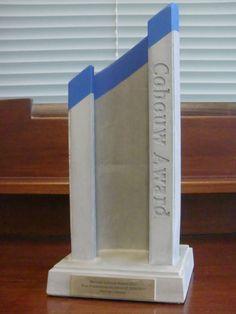 Cobouw award naar ontwerp en in opdracht van Muurbloem