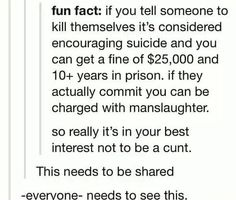 This is what I keep TRYING to tell people.