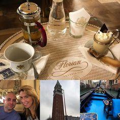 Venezia  #venice #venezia #veneziainlove #instagood #instavenice #gondola #caffeflorian #instalove #love #sanvalentino #valentineday #piazzasanmarco @alessioz83 by sarabenni