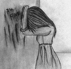 that rips my heart out and makes it peal at the same time - Zeichnungen traurig - […] Sad Drawings, Dark Art Drawings, Couple Drawings, Pencil Art Drawings, Art Drawings Sketches, Disney Drawings, Cartoon Drawings, Art Emo, Art Triste