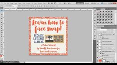 Swapping Faces in photos in Photoshop!