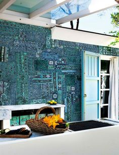 Inside Out: Print-Crazy Wallpaper Made for Exterior Surfaces