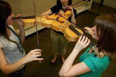 Violin Triple