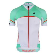 DONEN Hot Sale Pro Summer Cycling Jersey Breathable Short-Sleeve Shirt Bike Maillot Ciclismo Sports Clothing 8 colors