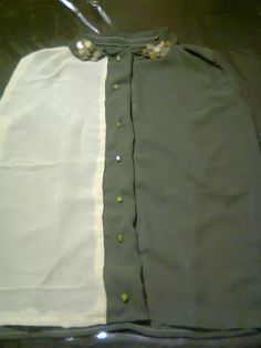 Camisa de gasa.