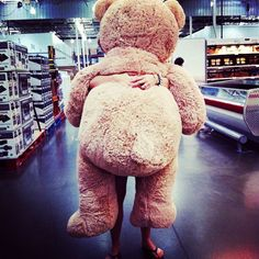 I've always wanted a giant teddy bear soooo much like since I was little. If I get a giant teddy bear my life will be fulfilled. Bucket List For Teens, Summer Bucket Lists, Bucket List For Couples, Wish List For Teens, Bucket List Tumblr, Relationship Bucket List, Relationship Goals, Relationships, Life Goals