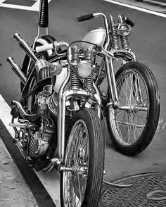 pugbobber: #motorcycle…
