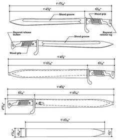 J.R. 63 - M.1898/05 Seitengewehr und Seitengewehrtasche