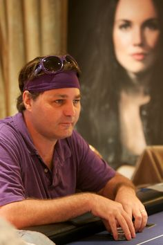 Poker commentator Jesse May