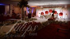 Tulips event - Best Pakistani wedding decoration flowering for Mehndi walima barat walima ceremony decor services provider in Lahore Pakistan.
