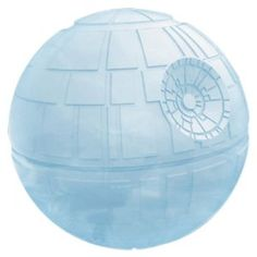 Need a unique and somewhat geeky Valentine's Day gift? I dig this Death Star silicone tray mold. Use it to make ice, chocolate, even handmade soap! Hey, not everyone wants teddy bears and flowers!
