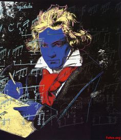 Andy Warhol's Mozart