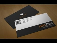 Free personal business card just what i need to start promoting how to design your own business cards with photoshop tutorial reheart Image collections