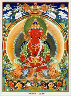 Amitayus - Buddha of Long Life