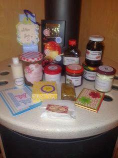 Geburtstagswichteln 2013 im Chefkoch Blog, Secret Santa, Soaps, Birth, Cooking, Animales, Crafting, Blogging
