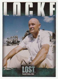 Lost - Season 1 # 71 John Locke: Mystic - Inkworks - 2005