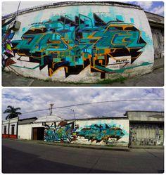 Lines / Quick Pieces / Palmira-Valle-Colombia 2015 / With: Anck Millan / Ph: Juan Velez.