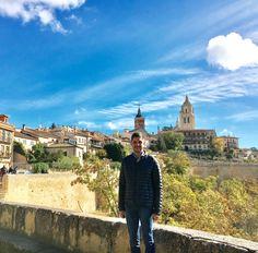 Segovia.  http://www.josemanuelprieto.es