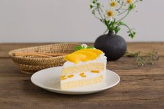 How to Make Traditional Fluffy and Delicious Thai Mango Cake