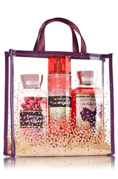 I'll take the entire line please! -Tien  A Thousand Wishes Wish Come True Gift Set - Signature Collection - Bath & Body Works