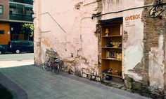 givebox-logroño-españa Give Box, Agent Of Change, News, Urban Planning