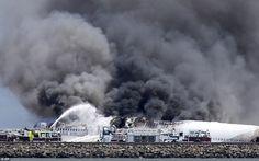 Air Plane Crash in San Fransisco