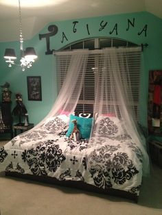 French Themed Girls\' Bedrooms | Hgtv, Bedrooms and Paris bedroom