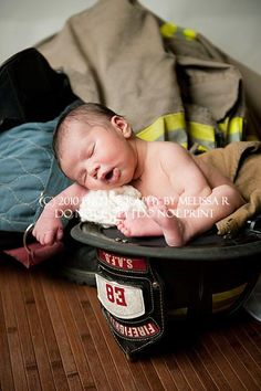 Another fire department photo idea
